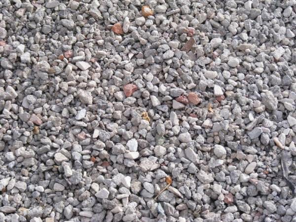 3/4 crushed concrete