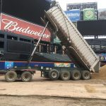 Sept - Citifield field restoration2